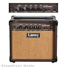 "LANEY LA SERIES LA15C 15 WATT ACOUSTIC GUITAR AMPLIFIER 2 x 5"" CUSTOM SPEAKERS"