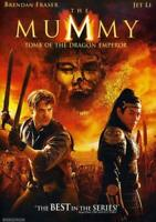 The Mummy: Tomb of the Dragon Emperor (Widescreen) [DVD]
