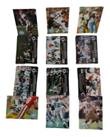 NFL Pro Set Platinum 1st Series 1991 Football Trading Cards 1 to 150