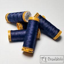 GUTERMANN - Jeans Thread - 100 Metres - 30% Cotton/70% Polyester - 1 Spool -5154