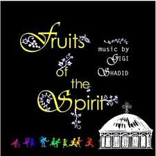 CD Fruits of the Spirit Music by Gigi Shadid (Orthodox Christian Children's)-NEW