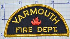 CANADA, YARMOUTH FIRE DEPT NOVA SCOTIA PATCH