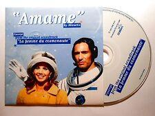 CD SINGLE B.O. FILM ▓ MIOSOTIS : AMAME (EXTRAIT DU FILM, LA FEMME DU COSMONAUTE)