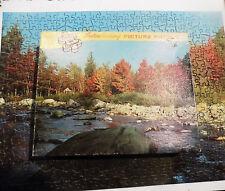 Vintage Tuco Interlocking Puzzle 14 1/8 x 19 Swift River New Hampshire