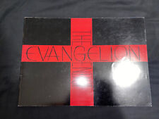 The End Of Evangelion Theatrical Movie Pamphlet (Red Cross Book)