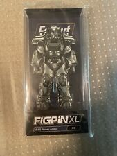 Fallout T-60 Power Armor X6 FiGPiN XL Enamel Pin