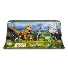 Disney Store The Good Dinosaur 6 PVC Figure Play Set Cake Topper Spot Arlo Pixar