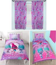 Set di lenzuola e copripiumini rosa per bambini, 100% Cotone
