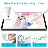 Active Stylus Pencil for 2018 iPad(6th Gen)/iPad Pro 11/12.9 Inch/Air(3rd Gen)
