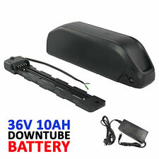 36v 10a Lithium Battery Downtube for Electric Bike Bicycle Ebike Converstion Kit