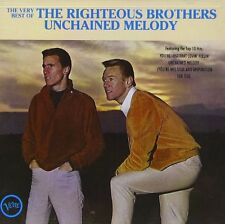 RIGHTEOUS BROTHERS CD - UNCHAINED MELODY: THE VERY BEST OF - NEW UNOPENED