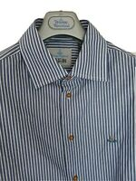 Mens MAN by VIVIENNE WESTWOOD krall long sleeve shirt size V/large. RRP £260.