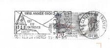 1995 Giono n°Y&T 2939 Lettre entière, oblitération concordante