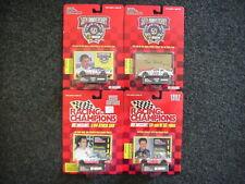 Nascar Racing Champions Darrell Waltrip Speedblock, Flock, Parts America, Chrome