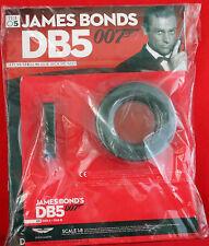 """Ausgabe 05**James Bond Aston Martin DB5 aus 007 GOLDFINGER**Scale:1:8**Neu**"