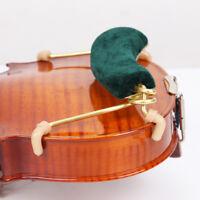 CO_ FT- Metal Spring Sponge Fiddle Violin Comfortable Shoulder Rest Pad Accessor