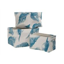 Set of 3 Echo Storage Boxes Solution for Keeping Your House Organised