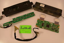 Olevia 232-T12 Small Parts Repair Kit TCON;LVDS CABLE;SPEAKERS;CONTROLS W/IR