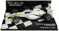 Minichamps Brawn GP Showcar 2009 - Rubens Barrichello 1/43 Scale