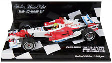 Minichamps Toyota Showcar 2007 - Ralf Schumacher 1/43 Scale