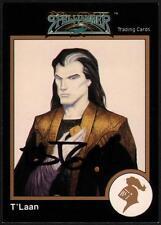 Brom SIGNED 1991 TSR AD&D Gold Border Art Trading Card Spelljammer