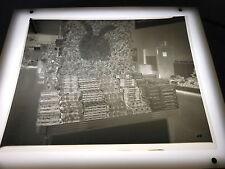 #1492 PHOTO NEGATIVE -  ADVERTISING - 1959 RIPPIN GOOD COOKIES