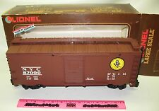 Lionel new 8-87000 Nyc boxcar