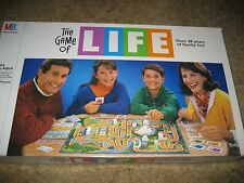 The Game of Life 1991 complete with instructions