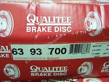 Qualitee D93700 Rear Brake Drum fits Chevrolet Blazer GMC Jimmy Chevy