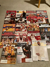 Sports Illustrated Lebron James Loy Of 19