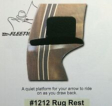 Archery Bow Rug Rest new By Fleetwood
