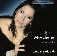 Loredana Brigand, I. Moscheles - Piano Works [New CD]