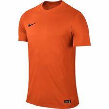 Boys Nike Park T Shirts Sports Football Gym Kids Training Top Dri Fit Jersey