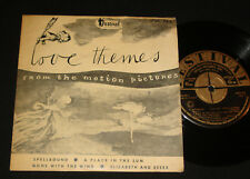 VICTOR YOUNG 1950s EP FESTIVAL XP45-722 LOVE THEMES FROM THE MOTION PICTURES