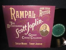 "Jean-Pierre Rampal plays ""Scott Joplin"" LP"
