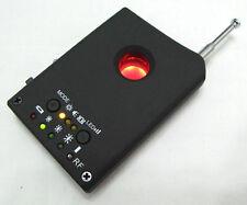 Sensitive Spy Camera GSM Bug Tracker RF LENS Detector Finder 1Mhz-6.5Ghz