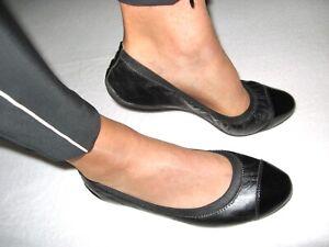 GEOX Flats Wipp Ballerina Gr. 41 ! schwarz