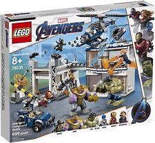 LEGO Marvel Avengers Compound Battle #76131