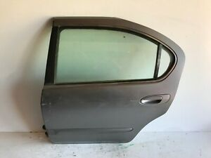 2000 2001 INFINITI I30 OEM LEFT DRIVER SIDE REAR DOOR ASSEMBLY