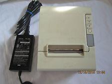 Epson TM88 IV M129H Receipt Printer serial with power supply