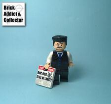 LEGO ® Spider-Man Marvel Figurine J. Jonah Jameson SPD017 4855 Rare