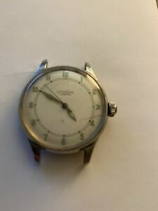 Vintage Le Coultre Mens Watch