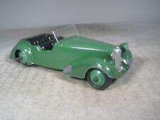 Dinky Toys ALVIS 4 SEAT TOURING CAR #38D NICE