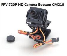 Boscam CM210 Flugzeug FPV PTZ Pan Tilt Plattform Schwingungsdämpfer mit Kamera & Servo