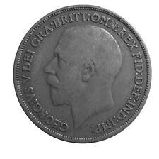 1916 ONE PENNY OF GEORGE V.     #P45