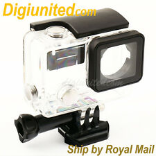 30m Protective Waterproof Housing Case Cover Glass Lens for GoPro Hero 3+ camera