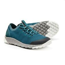Chaco Women Scion Sneakers Teal 9.5