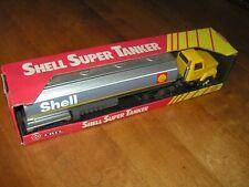 NEW ERTL SHELL SUPER TANKER MIB NO RESERVE!