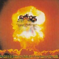 JEFFERSON AIRPLANE crown of creation (CD) psychedelic rock, psych, very good,