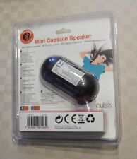 Pulse mini Capsule Lautsprecher Bluetooth - capsule bluetooth speaker